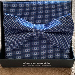 Bow Tie & Pocket Square